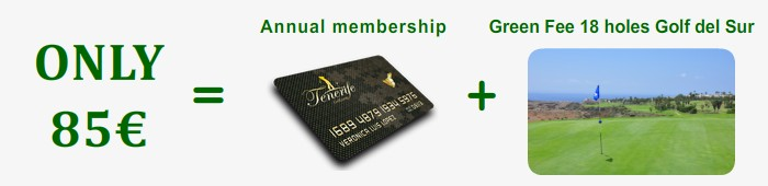 Tenerife Golf Card Offer2