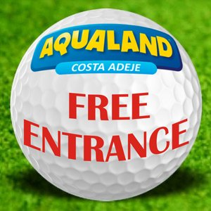 Aqualand FREE ENTRANCE