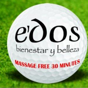 Edos massage free 30 minutes