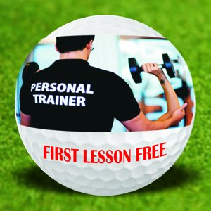 First lesson with personal trainer for free